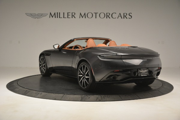 Used 2019 Aston Martin DB11 V8 Volante for sale Sold at Alfa Romeo of Westport in Westport CT 06880 4