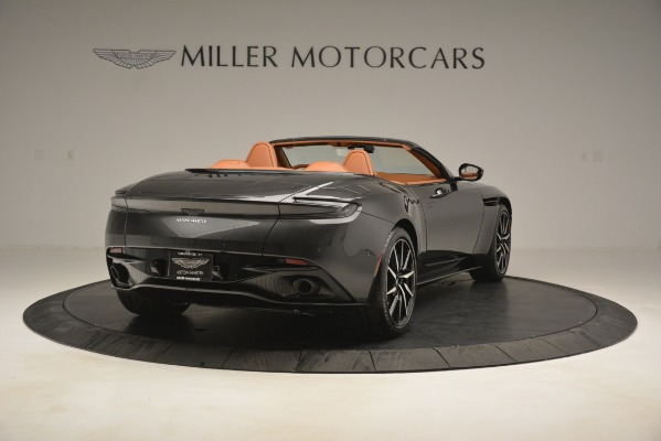 Used 2019 Aston Martin DB11 V8 Volante for sale Sold at Alfa Romeo of Westport in Westport CT 06880 6