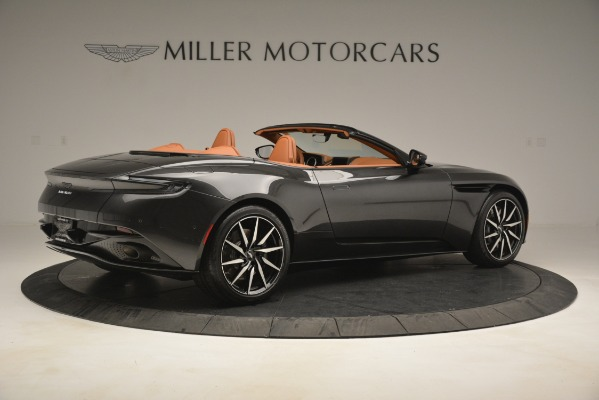 Used 2019 Aston Martin DB11 V8 Volante for sale Sold at Alfa Romeo of Westport in Westport CT 06880 7