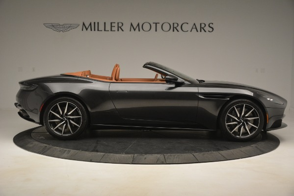 Used 2019 Aston Martin DB11 V8 Volante for sale Sold at Alfa Romeo of Westport in Westport CT 06880 8
