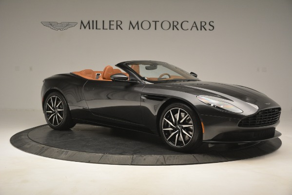 Used 2019 Aston Martin DB11 V8 Volante for sale Sold at Alfa Romeo of Westport in Westport CT 06880 9
