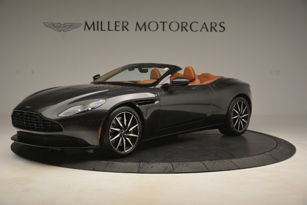Used 2019 Aston Martin DB11 V8 Volante for sale Sold at Alfa Romeo of Westport in Westport CT 06880 1