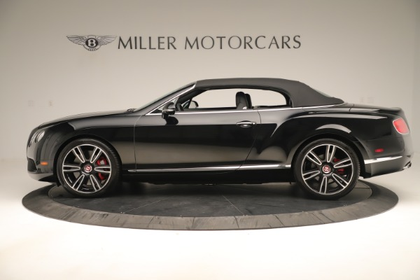 Used 2014 Bentley Continental GT V8 for sale Sold at Alfa Romeo of Westport in Westport CT 06880 14