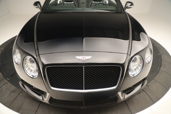 Used 2014 Bentley Continental GT V8 for sale Sold at Alfa Romeo of Westport in Westport CT 06880 18