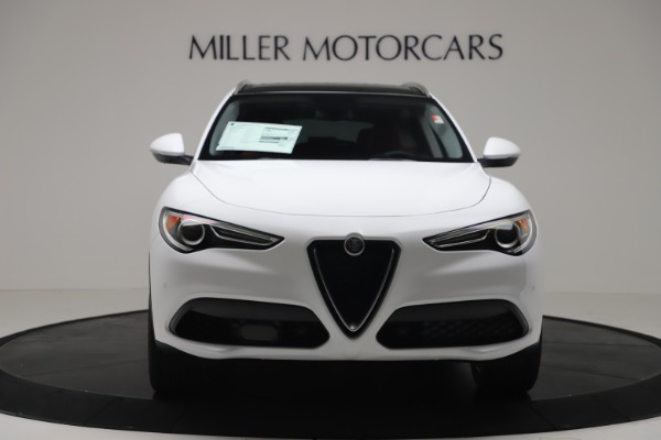 New 2019 Alfa Romeo Stelvio Ti Q4 for sale Sold at Alfa Romeo of Westport in Westport CT 06880 12