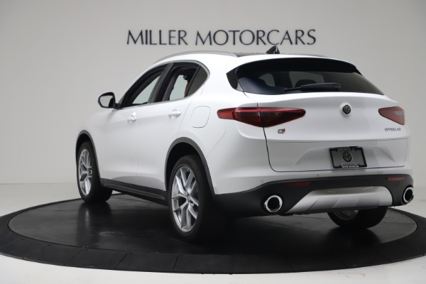 New 2019 Alfa Romeo Stelvio Ti Q4 for sale Sold at Alfa Romeo of Westport in Westport CT 06880 5