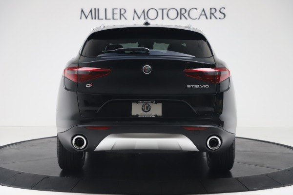 New 2019 Alfa Romeo Stelvio Ti Q4 for sale Sold at Alfa Romeo of Westport in Westport CT 06880 6