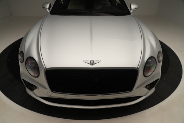 New 2020 Bentley Continental GT V8 First Edition for sale Sold at Alfa Romeo of Westport in Westport CT 06880 13