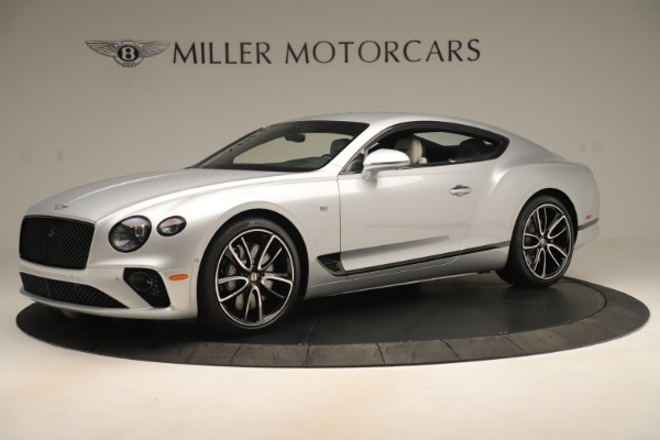 Used 2020 Bentley Continental GT V8 First Edition for sale $269,635 at Alfa Romeo of Westport in Westport CT 06880 2