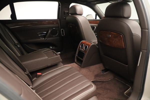 Used 2015 Bentley Flying Spur V8 for sale Sold at Alfa Romeo of Westport in Westport CT 06880 28