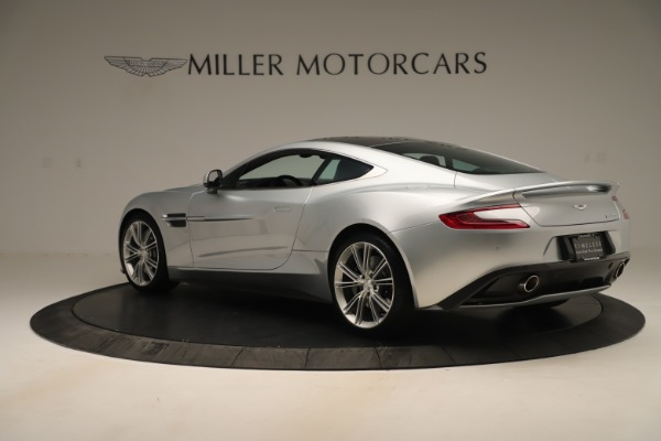 Used 2014 Aston Martin Vanquish Coupe for sale $119,900 at Alfa Romeo of Westport in Westport CT 06880 3