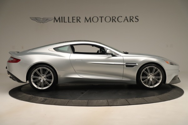 Used 2014 Aston Martin Vanquish Coupe for sale $119,900 at Alfa Romeo of Westport in Westport CT 06880 8