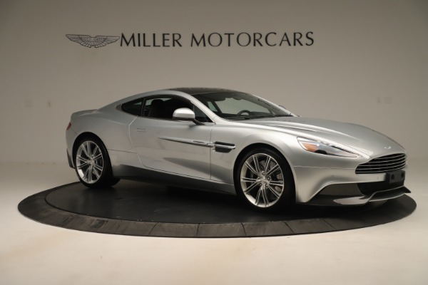 Used 2014 Aston Martin Vanquish Coupe for sale $119,900 at Alfa Romeo of Westport in Westport CT 06880 9