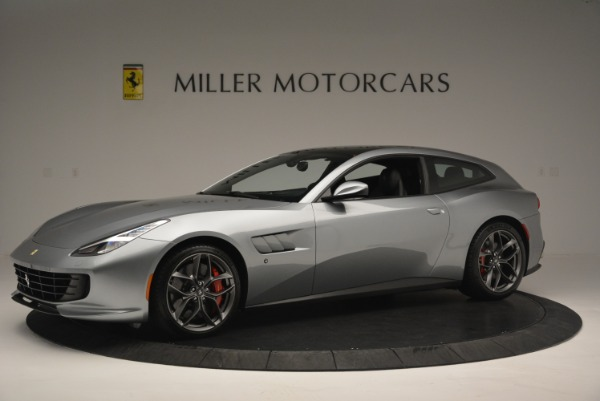 Used 2019 Ferrari GTC4LussoT V8 for sale Sold at Alfa Romeo of Westport in Westport CT 06880 2