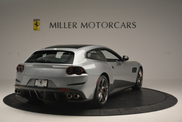 Used 2019 Ferrari GTC4LussoT V8 for sale Sold at Alfa Romeo of Westport in Westport CT 06880 7