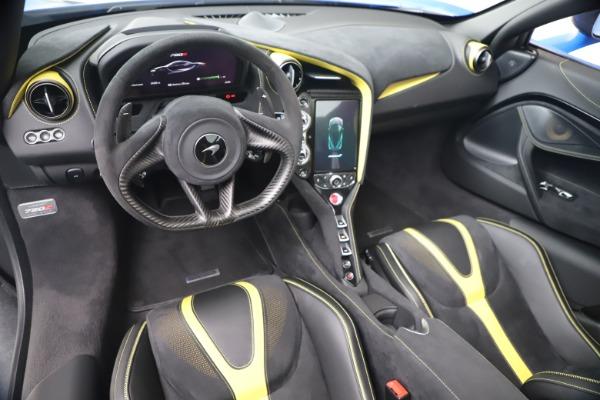 New 2019 McLaren 720S Coupe for sale Sold at Alfa Romeo of Westport in Westport CT 06880 16