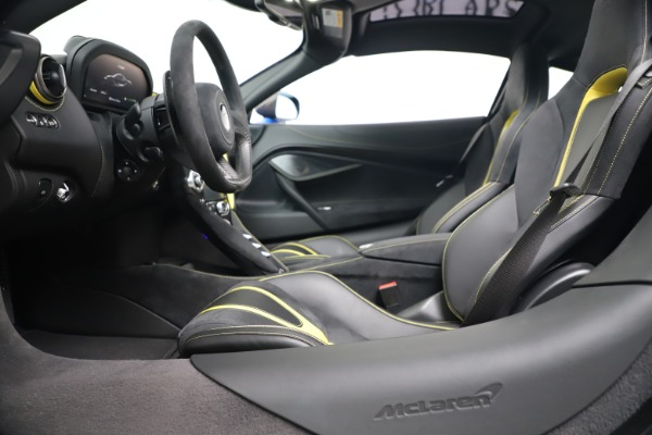 New 2019 McLaren 720S Coupe for sale Sold at Alfa Romeo of Westport in Westport CT 06880 17