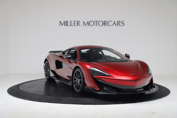 New 2019 McLaren 600LT for sale $285,236 at Alfa Romeo of Westport in Westport CT 06880 10