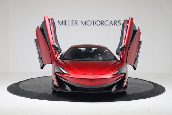 New 2019 McLaren 600LT for sale $285,236 at Alfa Romeo of Westport in Westport CT 06880 11