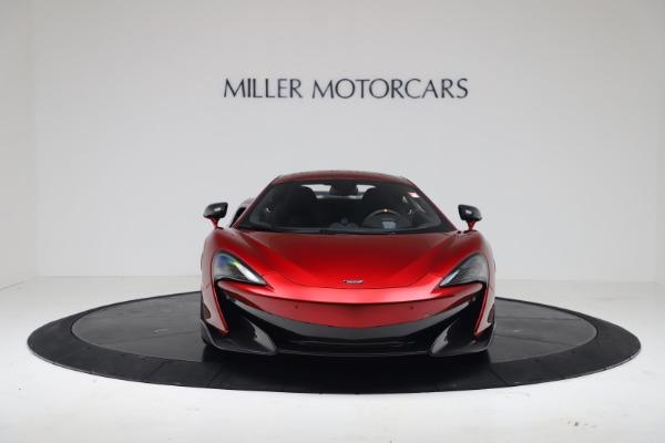 New 2019 McLaren 600LT Coupe for sale $285,236 at Alfa Romeo of Westport in Westport CT 06880 12