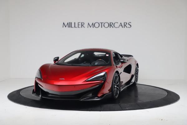 New 2019 McLaren 600LT for sale $285,236 at Alfa Romeo of Westport in Westport CT 06880 13