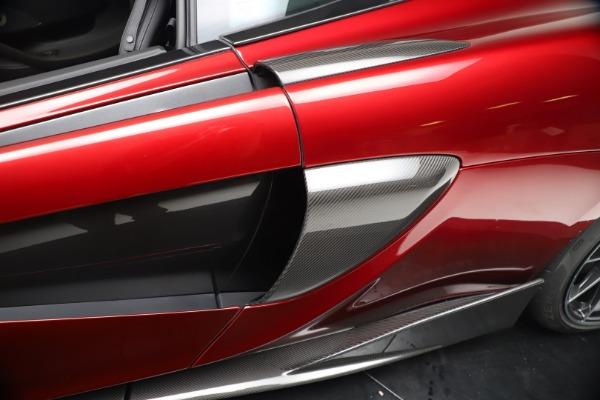New 2019 McLaren 600LT for sale $285,236 at Alfa Romeo of Westport in Westport CT 06880 17