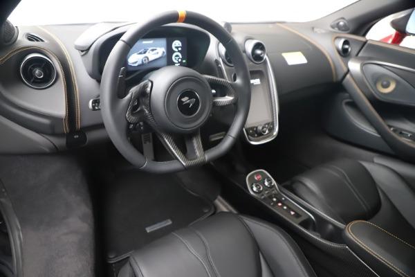 New 2019 McLaren 600LT Coupe for sale $285,236 at Alfa Romeo of Westport in Westport CT 06880 18
