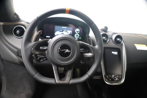 New 2019 McLaren 600LT for sale $285,236 at Alfa Romeo of Westport in Westport CT 06880 20