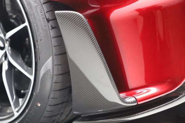 New 2019 McLaren 600LT for sale $285,236 at Alfa Romeo of Westport in Westport CT 06880 24