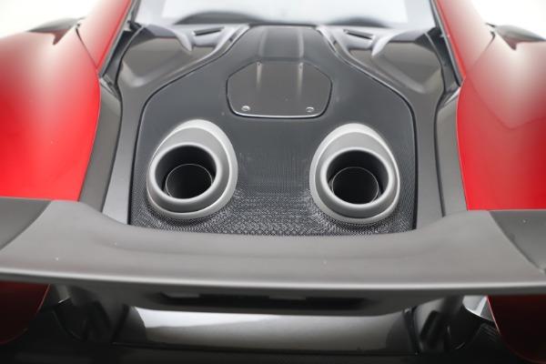 New 2019 McLaren 600LT Coupe for sale $285,236 at Alfa Romeo of Westport in Westport CT 06880 25