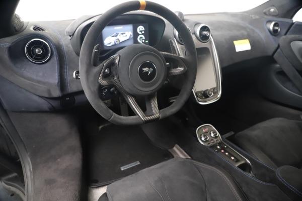 New 2019 McLaren 600LT Coupe for sale Sold at Alfa Romeo of Westport in Westport CT 06880 16
