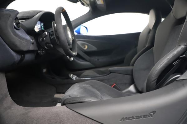 New 2019 McLaren 600LT Coupe for sale Sold at Alfa Romeo of Westport in Westport CT 06880 18