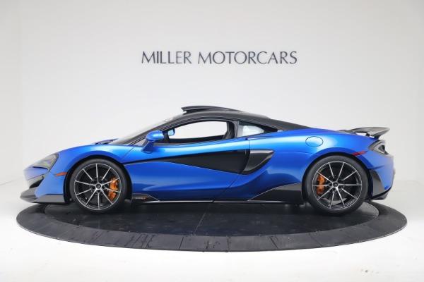 New 2019 McLaren 600LT Coupe for sale Sold at Alfa Romeo of Westport in Westport CT 06880 2