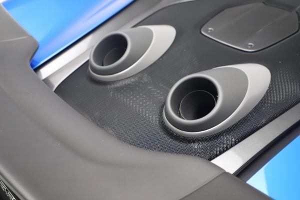 New 2019 McLaren 600LT Coupe for sale Sold at Alfa Romeo of Westport in Westport CT 06880 21