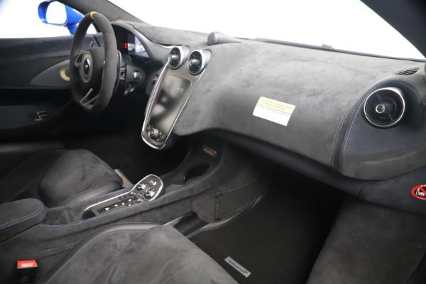 New 2019 McLaren 600LT Coupe for sale Sold at Alfa Romeo of Westport in Westport CT 06880 22