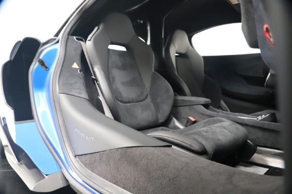 New 2019 McLaren 600LT Coupe for sale Sold at Alfa Romeo of Westport in Westport CT 06880 26