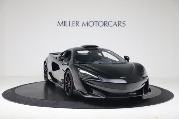 New 2019 McLaren 600LT Coupe for sale $305,639 at Alfa Romeo of Westport in Westport CT 06880 10