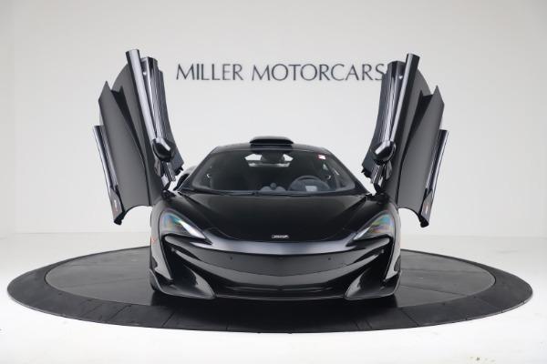 New 2019 McLaren 600LT for sale $305,639 at Alfa Romeo of Westport in Westport CT 06880 11
