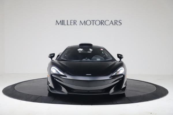 New 2019 McLaren 600LT for sale $305,639 at Alfa Romeo of Westport in Westport CT 06880 12