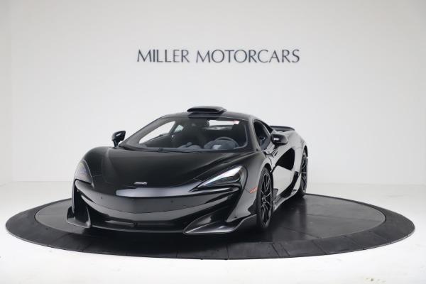 New 2019 McLaren 600LT Coupe for sale $305,639 at Alfa Romeo of Westport in Westport CT 06880 13
