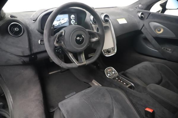 New 2019 McLaren 600LT for sale $305,639 at Alfa Romeo of Westport in Westport CT 06880 17