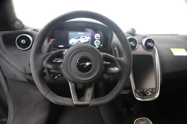 New 2019 McLaren 600LT Coupe for sale $305,639 at Alfa Romeo of Westport in Westport CT 06880 18