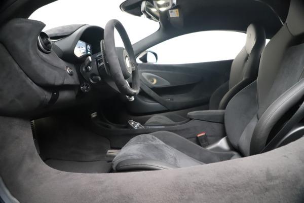 New 2019 McLaren 600LT Coupe for sale $305,639 at Alfa Romeo of Westport in Westport CT 06880 19