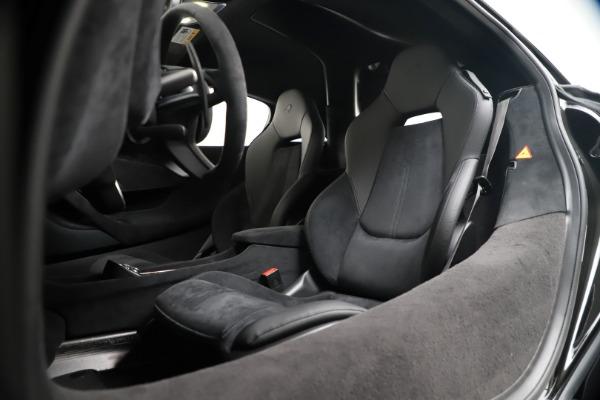 New 2019 McLaren 600LT Coupe for sale $305,639 at Alfa Romeo of Westport in Westport CT 06880 20