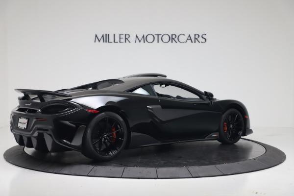 New 2019 McLaren 600LT for sale $305,639 at Alfa Romeo of Westport in Westport CT 06880 7