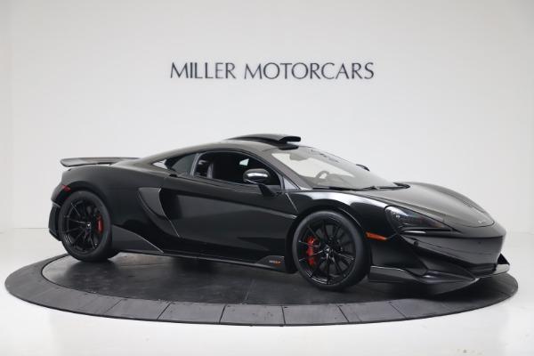 New 2019 McLaren 600LT Coupe for sale $305,639 at Alfa Romeo of Westport in Westport CT 06880 9