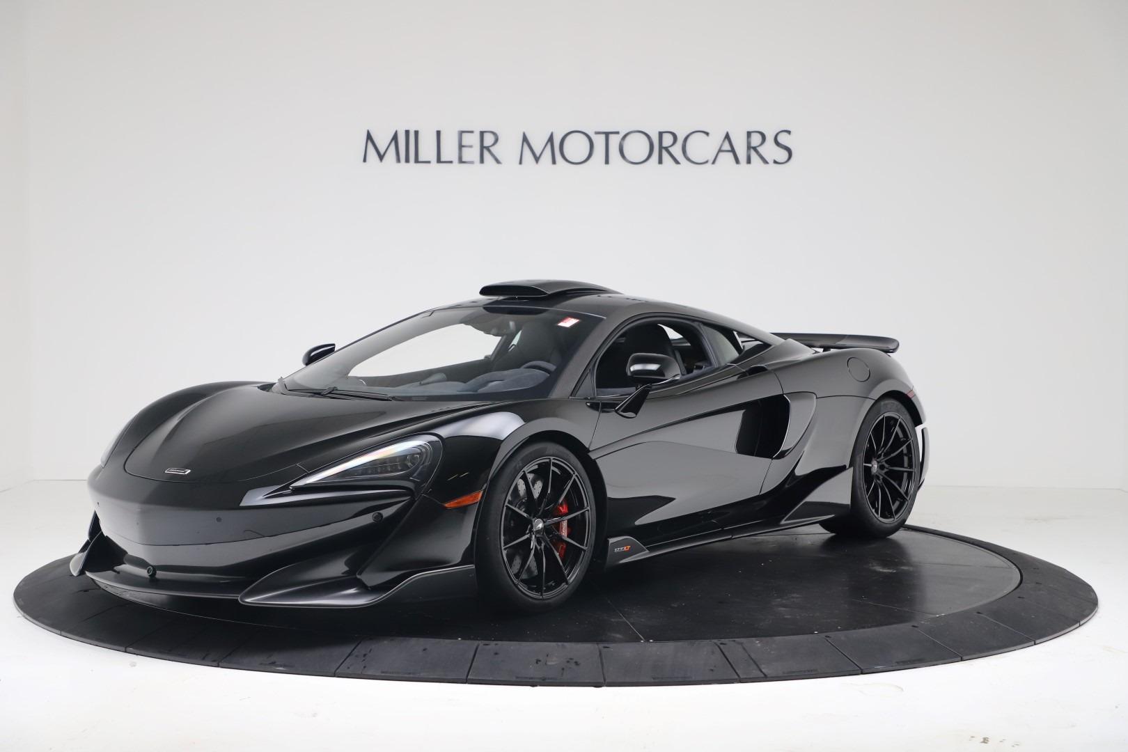 New 2019 McLaren 600LT for sale $305,639 at Alfa Romeo of Westport in Westport CT 06880 1