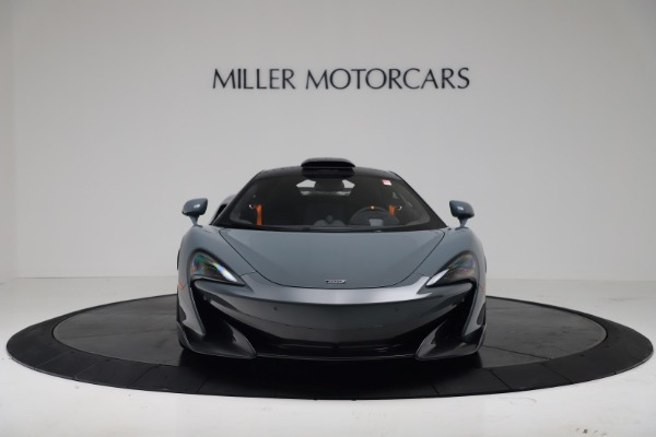 New 2019 McLaren 600LT Coupe for sale $311,619 at Alfa Romeo of Westport in Westport CT 06880 12