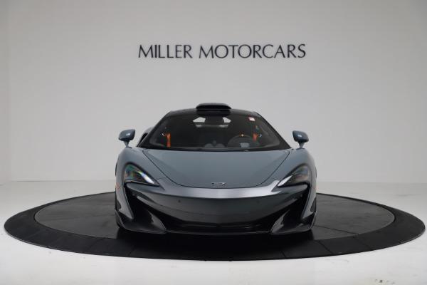 Used 2019 McLaren 600LT for sale $279,900 at Alfa Romeo of Westport in Westport CT 06880 12