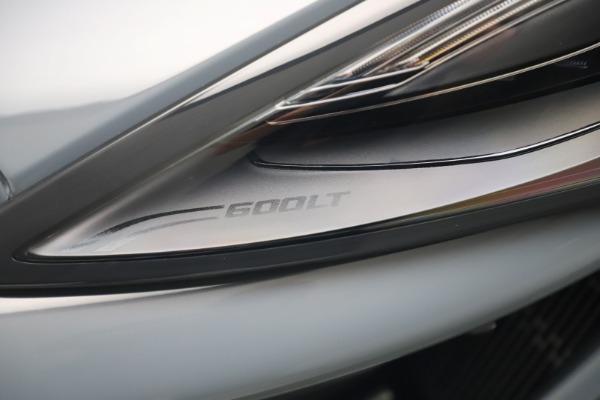Used 2019 McLaren 600LT for sale $279,900 at Alfa Romeo of Westport in Westport CT 06880 14